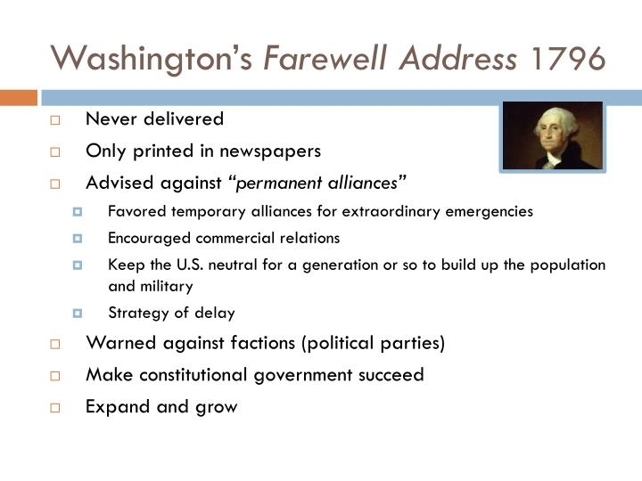 Washington's