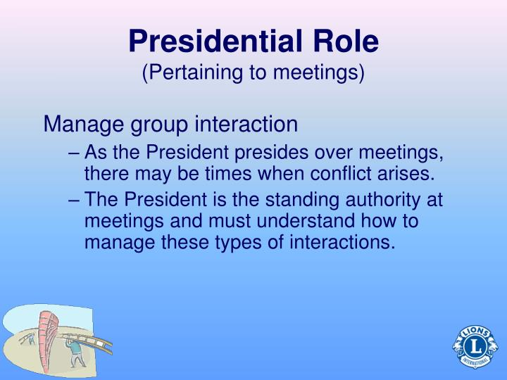 Manage group interaction