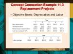 concept connection example 11 3 replacement projects4