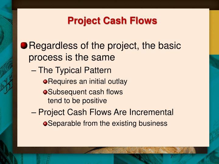 Project Cash Flows