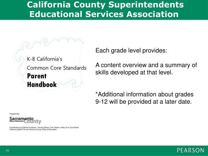 California County Superintendents Educational Services Association