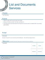 list and documents services3