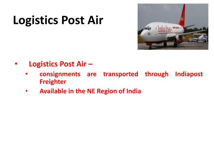 Logistics Post Air