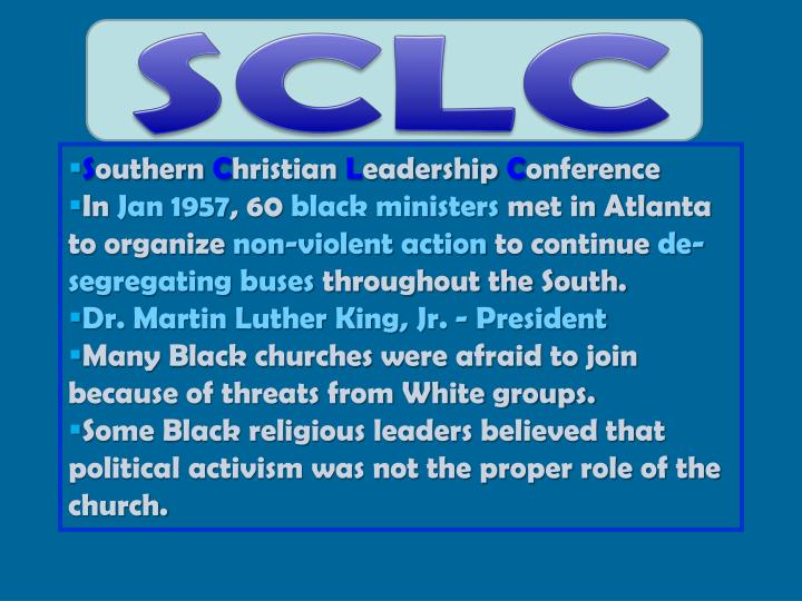 SCLC