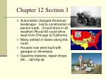 chapter 12 section 31