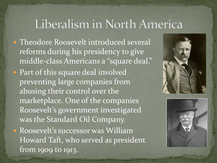 Liberalism in North America