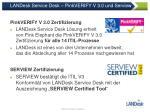 landesk service desk pinkverify v 3 0 und serview