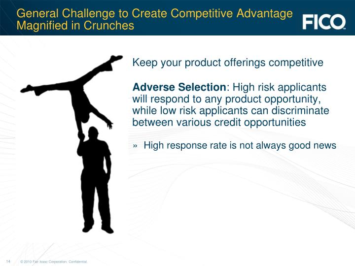 Keep your product offerings competitive