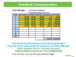 residual compensation1