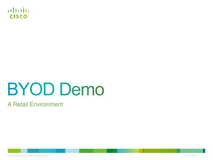 BYOD Demo