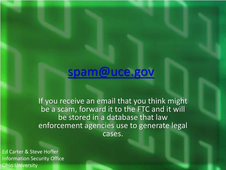 spam@uce.gov