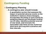 contingency funding2