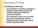 contingency funding4