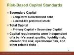 risk based capital standards2