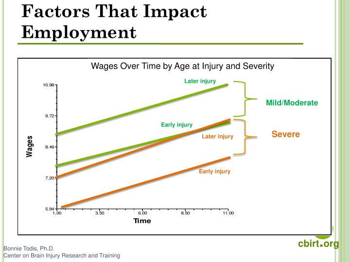 Factors That Impact Employment
