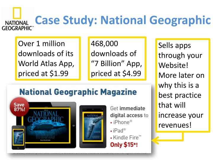 Case Study: National Geographic
