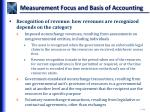 measurement focus and basis of accounting5