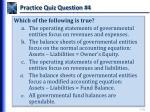practice quiz question 4