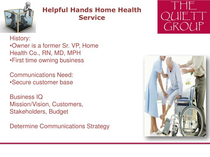 Helpful Hands Home Health Service