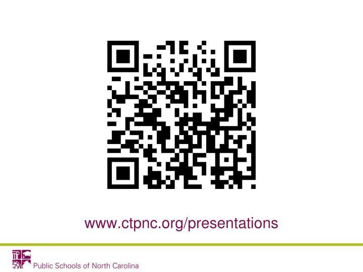 www.ctpnc.org/presentations