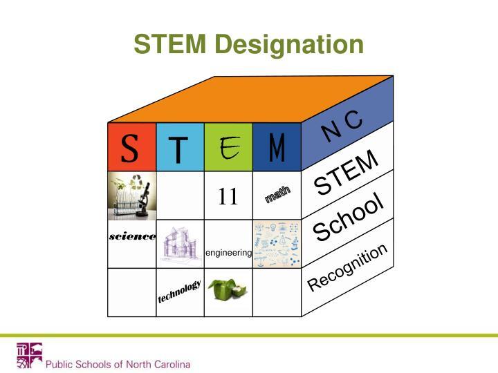 STEM Designation