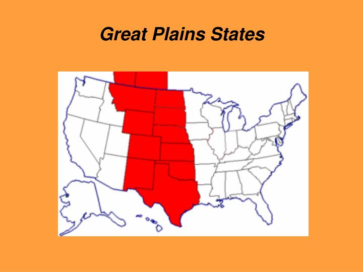Great Plains States
