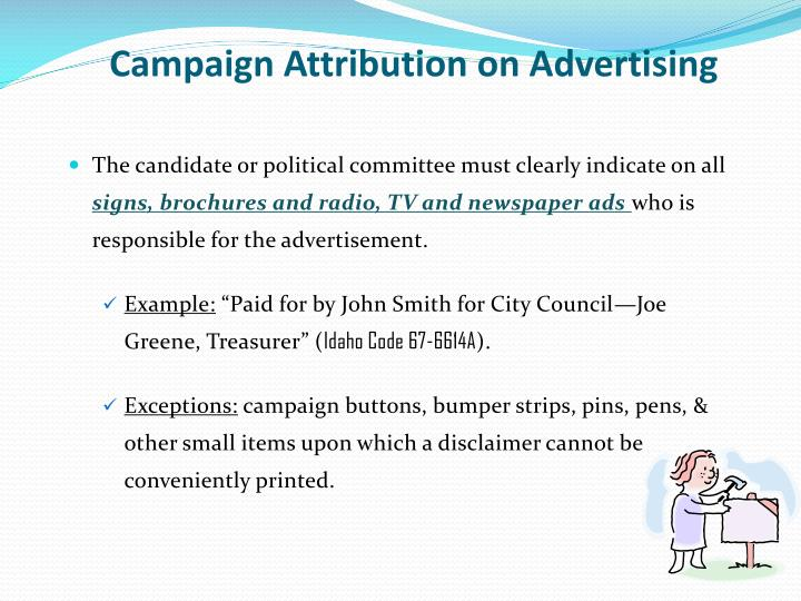 Campaign Attribution on Advertising