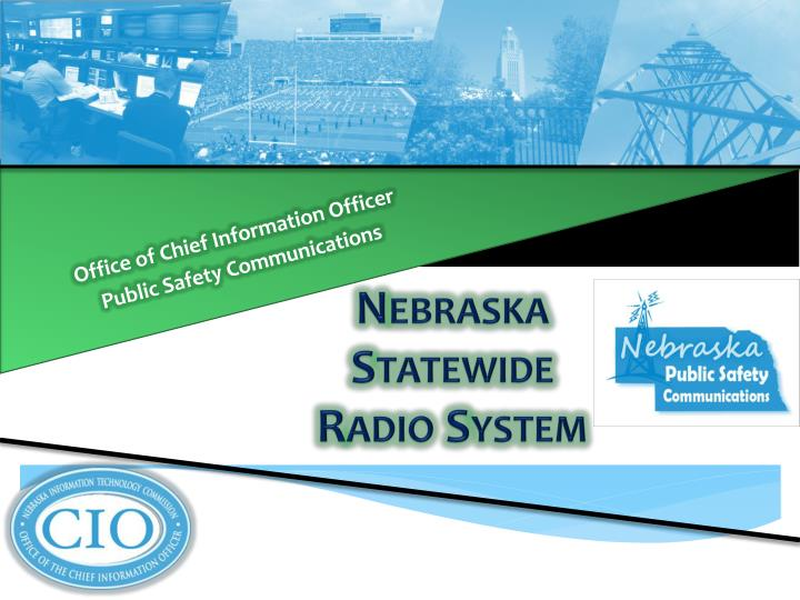 Office of chief information officer public safety communications