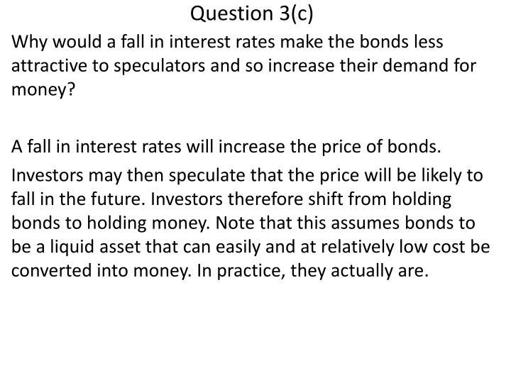 Question 3(c)