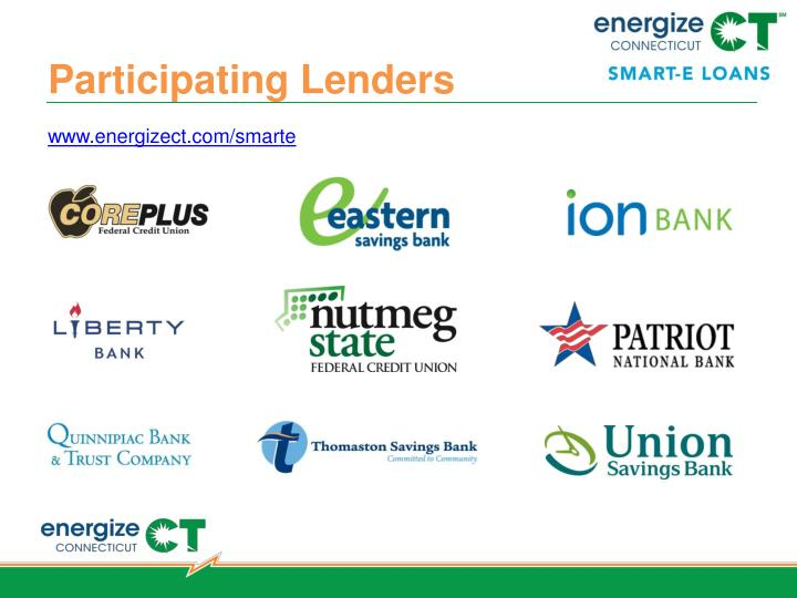 Participating Lenders