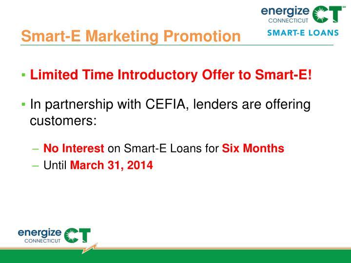 Smart-E Marketing Promotion