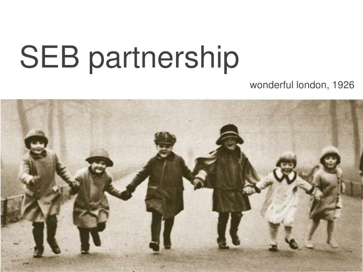 SEB partnership