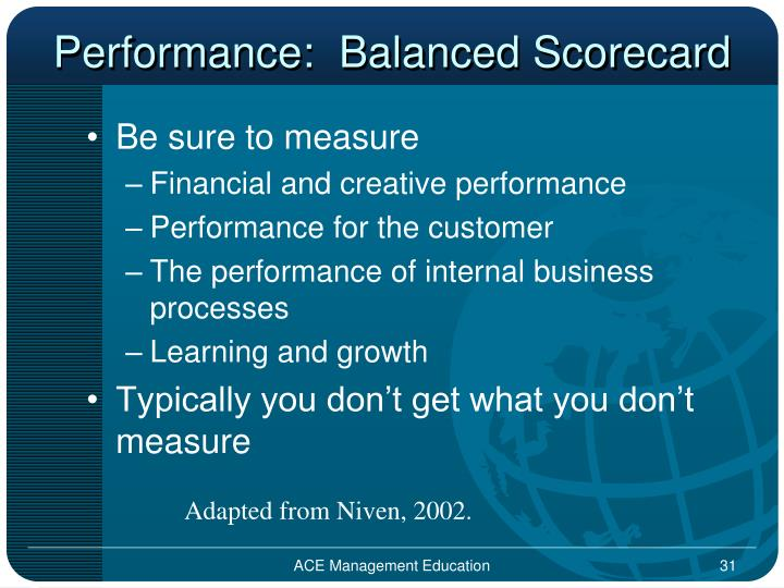 balanced scorecard for walmart customer service measures