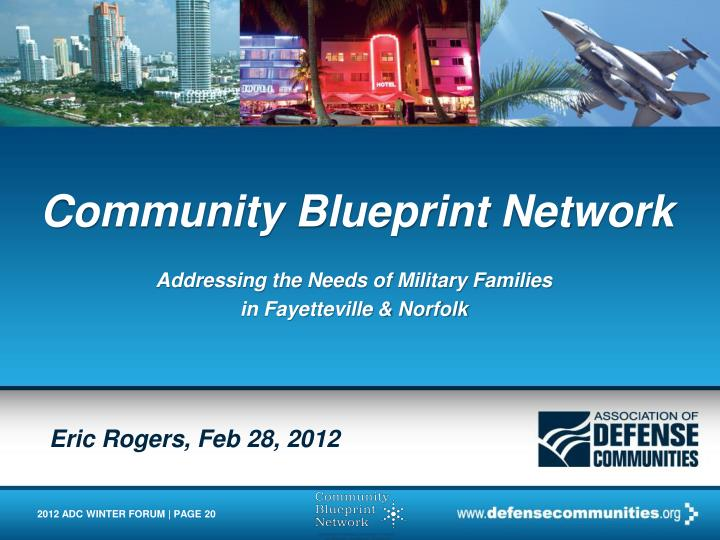 Community Blueprint Network