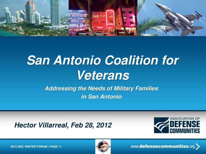 San Antonio Coalition for Veterans