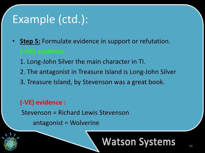 Example (