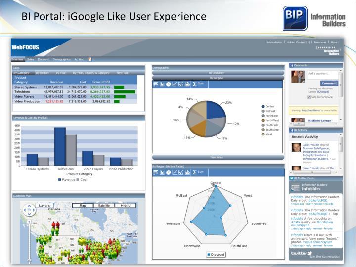 BI Portal: