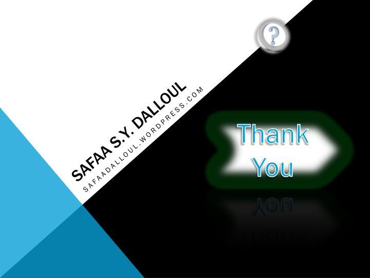 Safaa S.y. dalloul