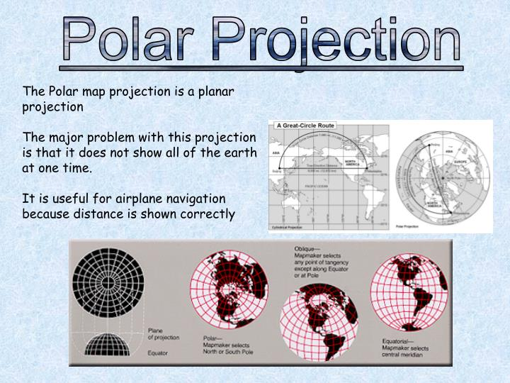 Polar Projection