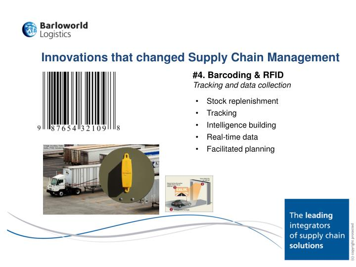 rfid innovation in supply chain management Inventory inaccuracies are costly and prevalent in many industries this paper focuses on the impact of rfid technology adoption on supply chain decisions with shrinkage and misplacement problems .