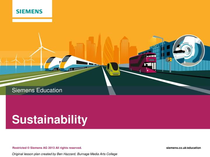 Siemens education