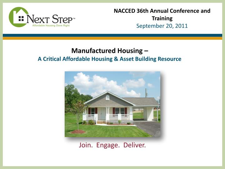 Nacced 36th annual conference and training september 20 2011