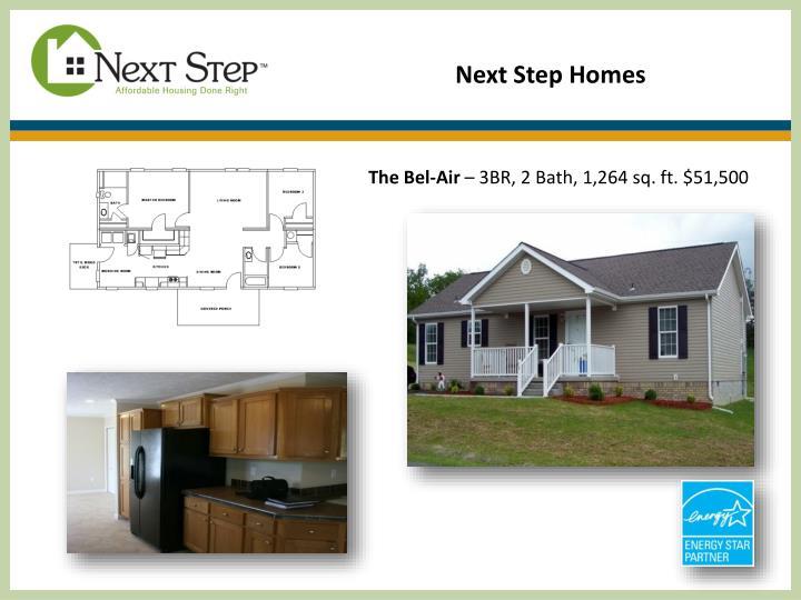 Next Step Homes