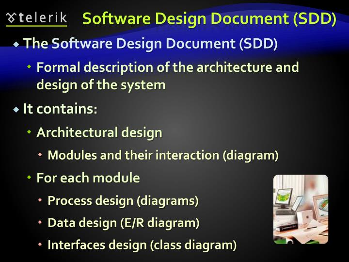Software Design Document (SDD)