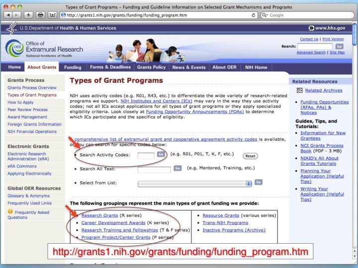 http://grants1.nih.gov/grants/funding/