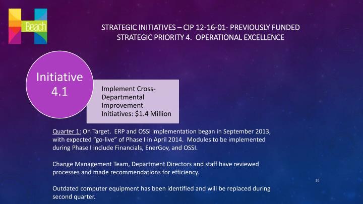 Strategic
