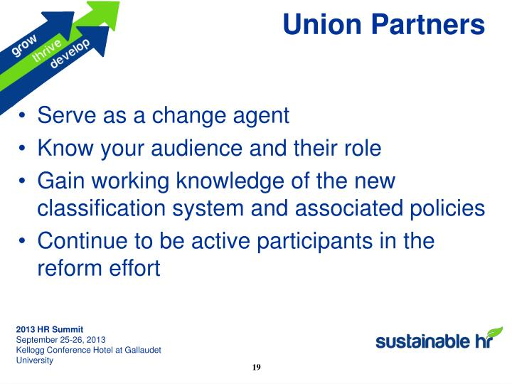 Union Partners