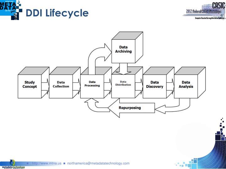 DDI Lifecycle