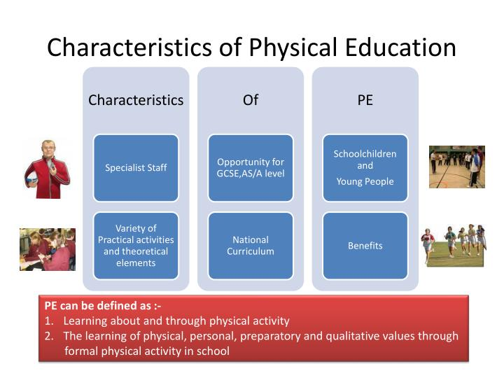 Characteristics of Physical Education
