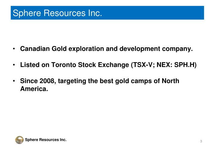 Sphere resources inc1